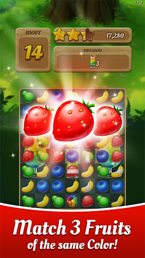 Juice Pop Mania: Free Tasty Match 3 Puzzle Games 4.0.3 screenshots 1