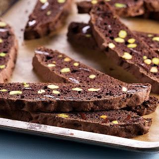 Chocolate Pistachio Cantucci