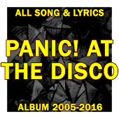 All Song Lyrics: Panic! At The Disco