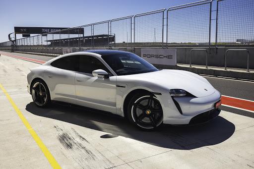 I Drove Porsche's Insane New Electric Car. It Blew My Mind