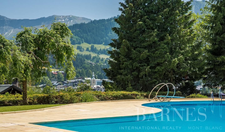 Appartement avec piscine Megeve