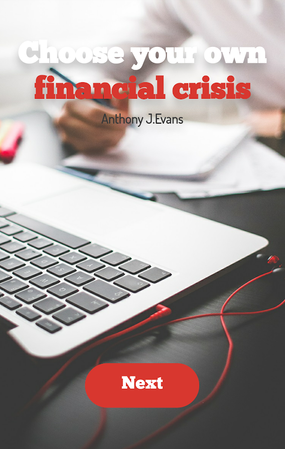 Financial Crisis- screenshot