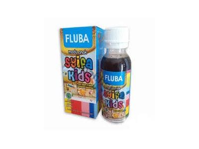 HIU Syifa Kids Fluba Madu HIU Syifakids Flu dan Batuk obat herbal madu syifa kids flu dan batuk anak demam perut kembung mual muntah hiu syifakids fluba