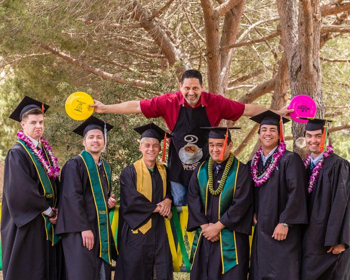 Spring 2014 LAES graduates