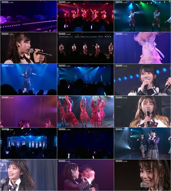 (DMM)(HD) AKB48 岡部チームA 「目撃者」公演 後藤萌咲 生誕祭 180629