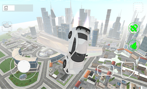 Flying Car Sim 2.4 screenshots 17