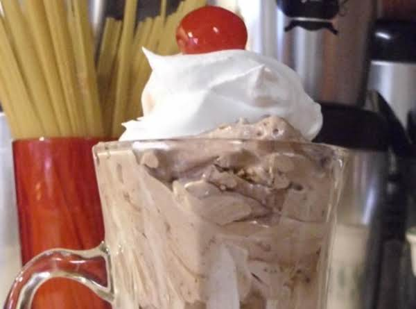 Chocolate Pudding Parfait Recipe