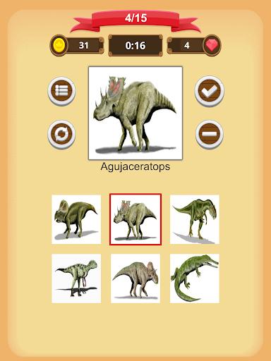 Dinosaurs Quiz apkmind screenshots 13