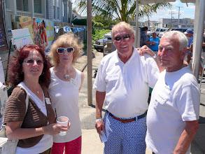 Photo: Grace Carr, Leslie Smith, Tom Dunne, Bill Hughes