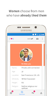 CMB Free Dating App Screenshot 2