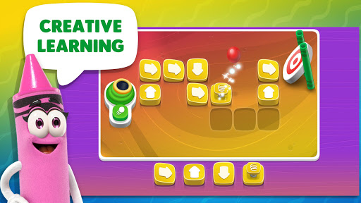 Crayola Create & Play: Coloring & Learning Games android2mod screenshots 3