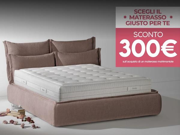 Notte Convenienza Materassi Dorelan Roma Rivenditore ...