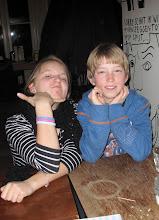 Photo: Januari 2011: Lot en Maarten, al ruim 12 jaar maatjes