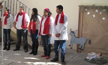 Photo: Pastorela Dec. 2012