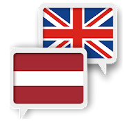 App Icon for Latvian English Translate App in Czech Republic Google Play Store