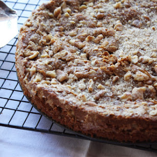 Cinnamon Walnut Coffee Cake Recipes