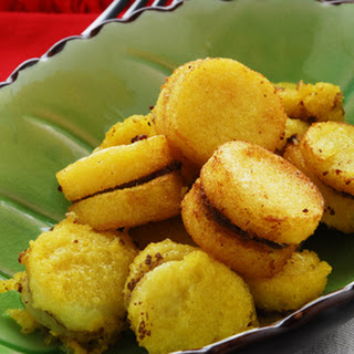 Herb Polenta Baked Recipes