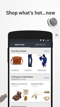 AliExpress Shoppailusovellus APK screenshot thumbnail 5