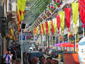 Photo: В Ангре - праздник города
