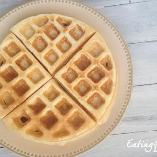 Homemade Pancake and Waffle Mix.