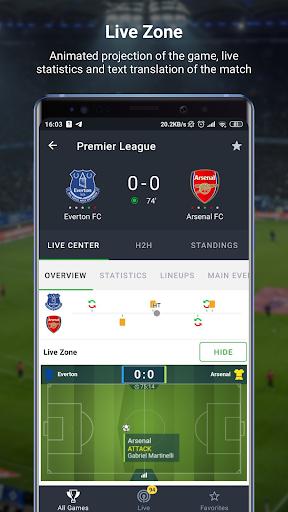 777score - Live Soccer Scores, Fixtures & Results 777SCORE-1.1.8-22 screenshots 1