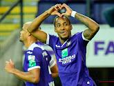 Murillo had van Anderlecht de toestemming gekregen om terug te keren naar zijn vaderland