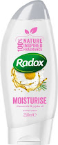 Radox Moisturising Shower Cream - 250ml