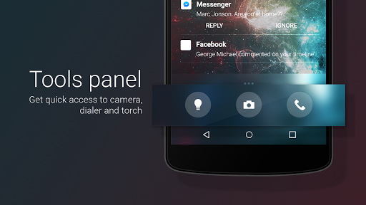 Slide to unlock - Lock screen  screenshots 2