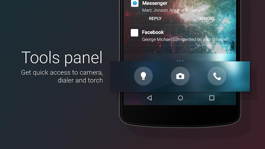 Slide to unlock - screenshot