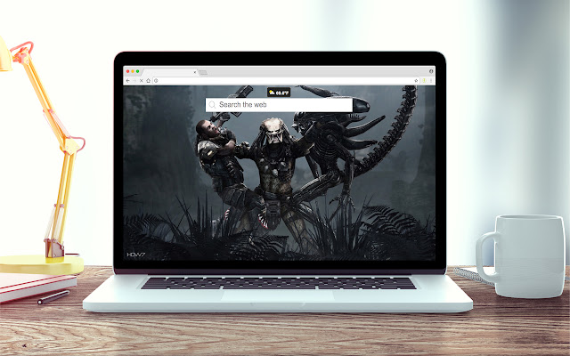 Predator Wallpapers New Tab Theme