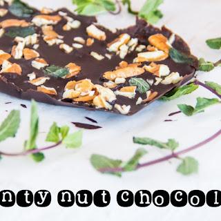 Minty Nut Chocolate Recipe