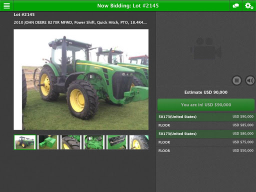 Booker Auction Company 2.0.1 screenshots 7