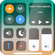 Control Center IOS 13 - Screen Recorder