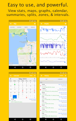 Cyclemeter GPS - Cycling, Running, Mountain Biking 2.0.44 screenshots 2