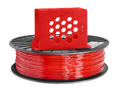 Red PRO Series PETG Filament - 1.75mm (1kg)