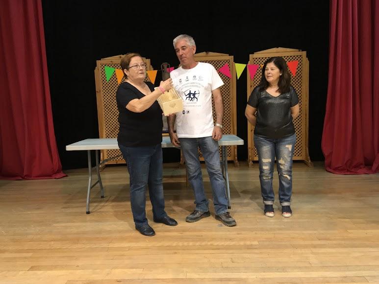 La Asociación Cultural Rioxa Prehistórica.