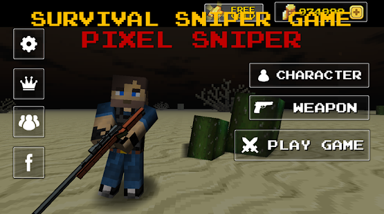 Pixel Sniper Zombie Apocalypse- screenshot thumbnail