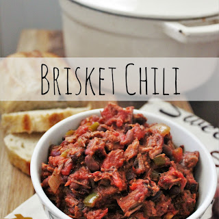 Ground Brisket Chili Recipes