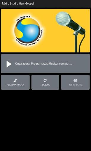 Rádio Studio Mais Gospel
