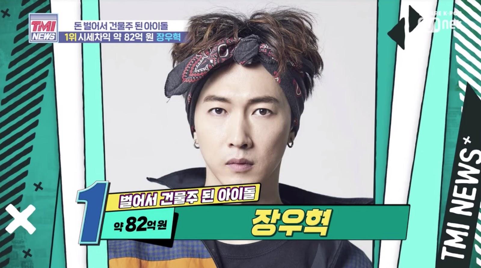 kpop real estate rich idol 4