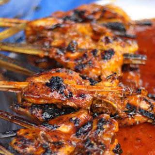 Ayam Percik (Barbecued Spicy Chicken) Recipe