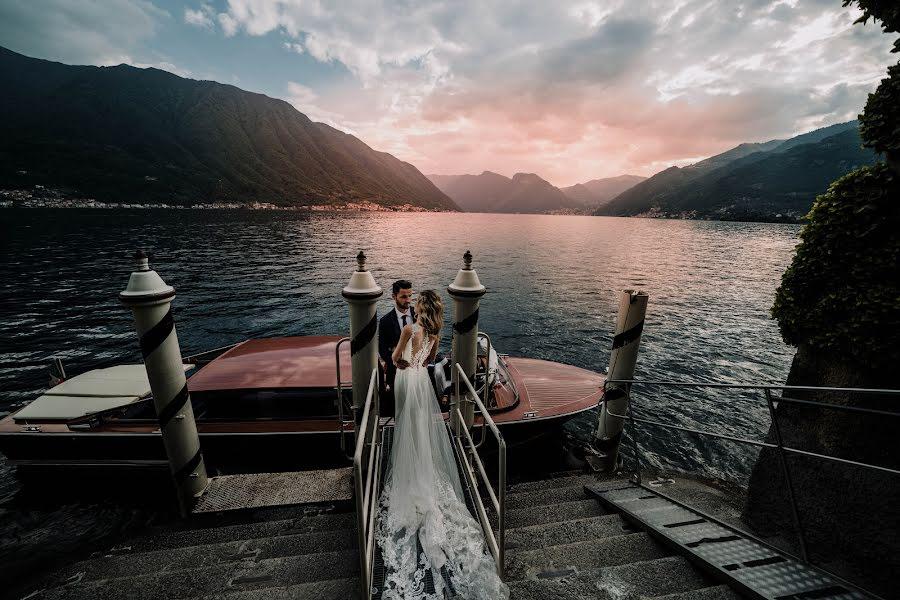 Wedding photographer Alban Negollari (negollari). Photo of 10.10.2019