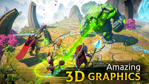 Age of Magic: Turn-Based Magic RPG & Strategy Game 1.25.1 pic 2
