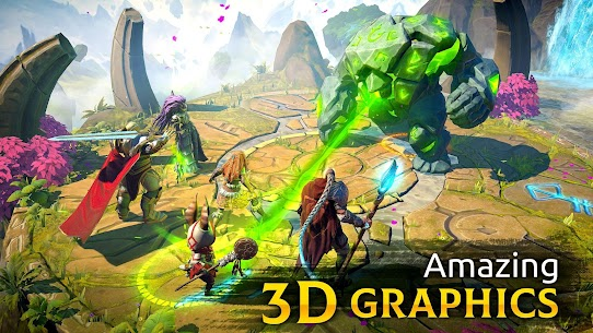 Age of Magic Mod Apk [GOD MODE + MENU MOD] 1.24.1 2