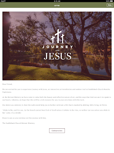 Journey with Jesus- screenshot thumbnail