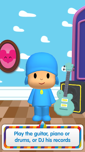 Talking Pocoyo 2 | Kids entertainment game!  screenshots 6
