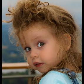 Abigail II by Ron Plasencia - Babies & Children Children Candids ( girl, ron plasencia, candid, kids, cute,  )