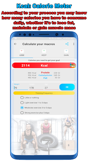 Fitness Workouts 30 Days: Routines Gym Pro screenshot 23