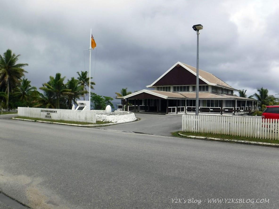 Uffici del governo di Niue