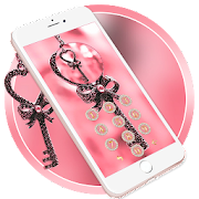 Pink Love 3D Live Lock Screen Wallpapers Security